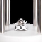 lightico protect bottom connector profile - transparent