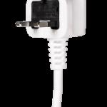 lightico protect UK plug - transparent