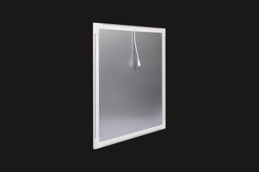 cleanlight anti-viral led panel back image